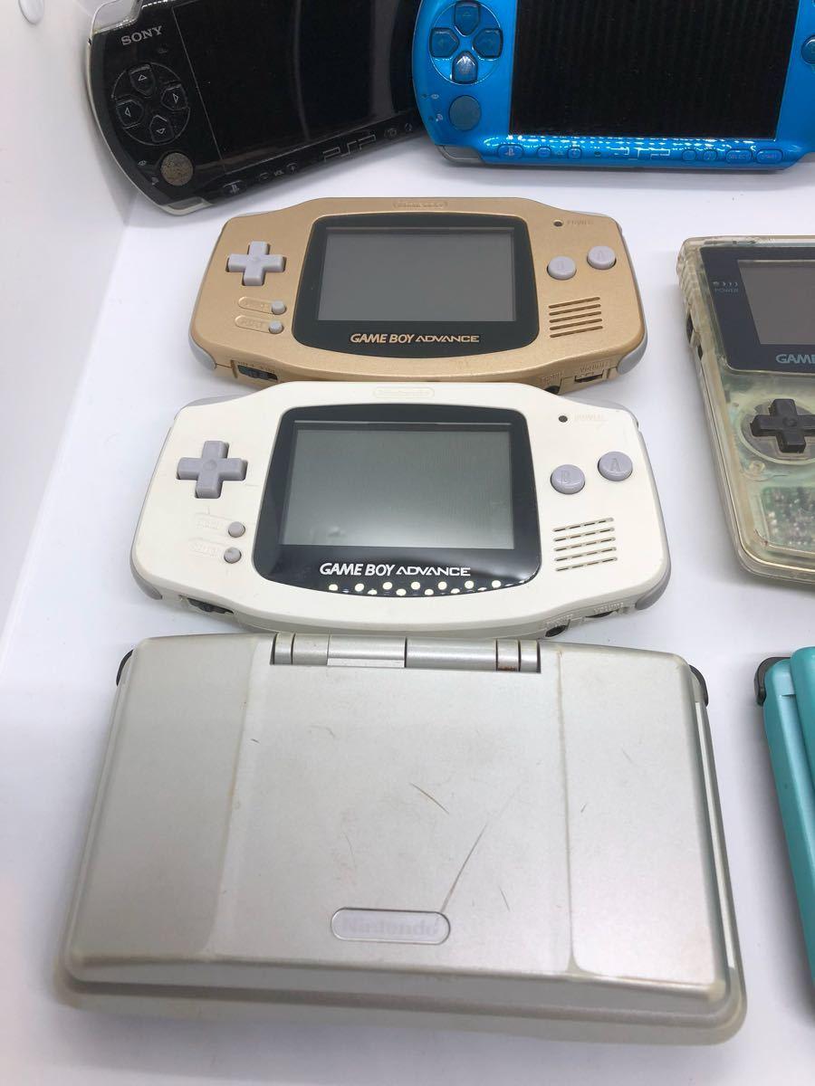 【大量】【ポータブルゲーム機】 PSP 3000 1000 ゲームボーイ カラー ポケット アドバンス DS ソニー sony 任天堂 動作未確認 ジャンク扱い_画像2