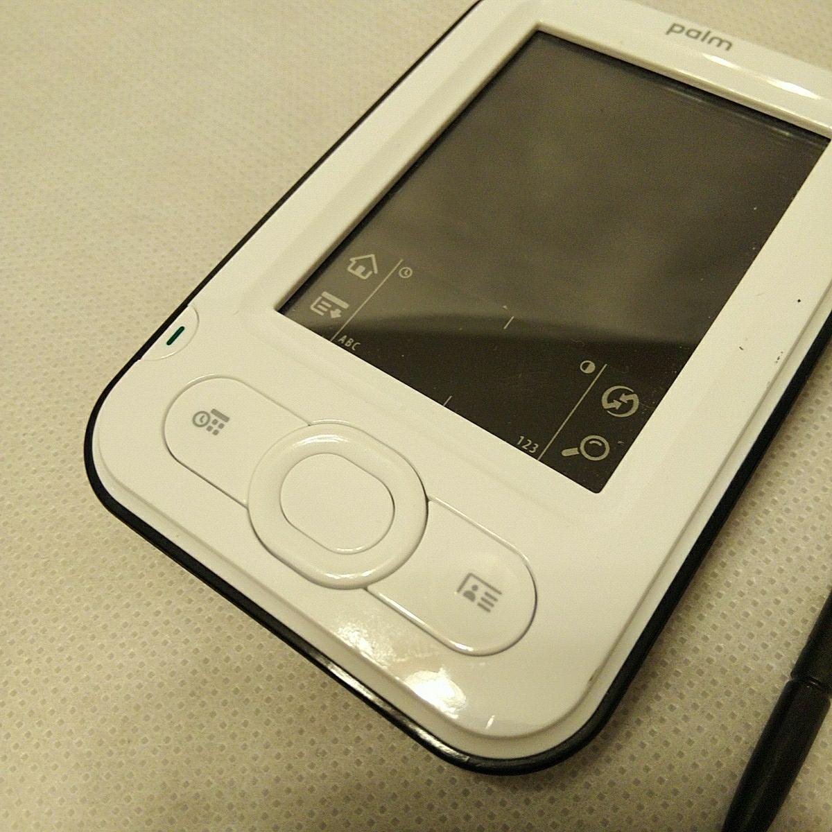 Palm Z22 PDA YOKO-400 動作品_画像3