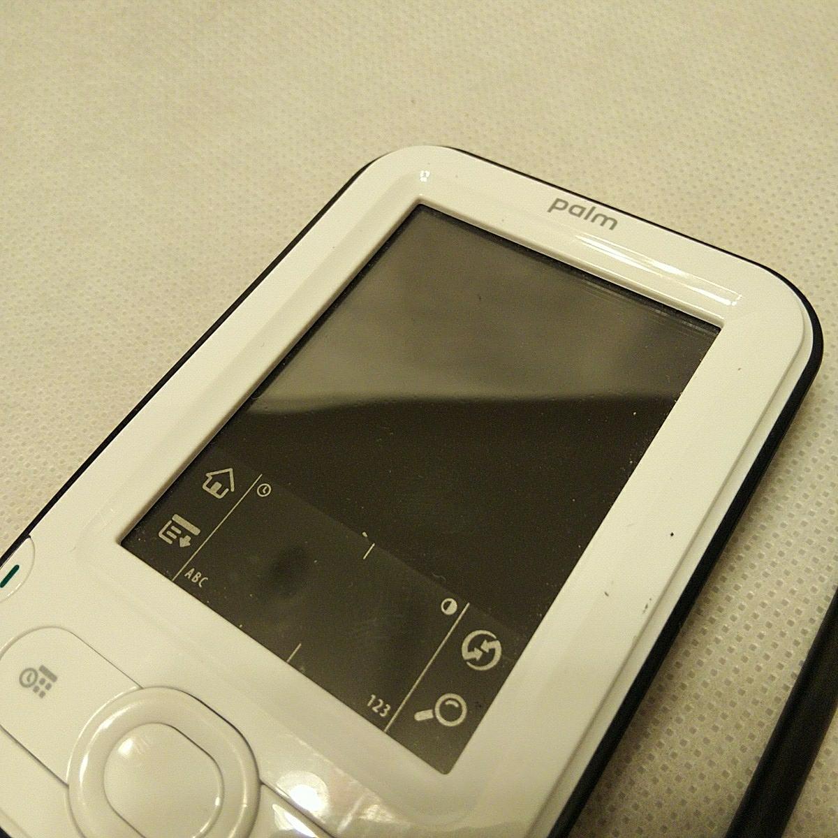 Palm Z22 PDA YOKO-400 動作品_画像2