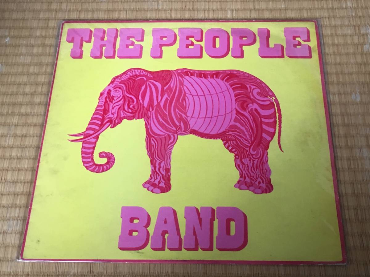 ◆The People Band◆ザ ピープル バンド◆ produced by Charlie Watts ◆ チャーリー ワッツ ◆_画像1