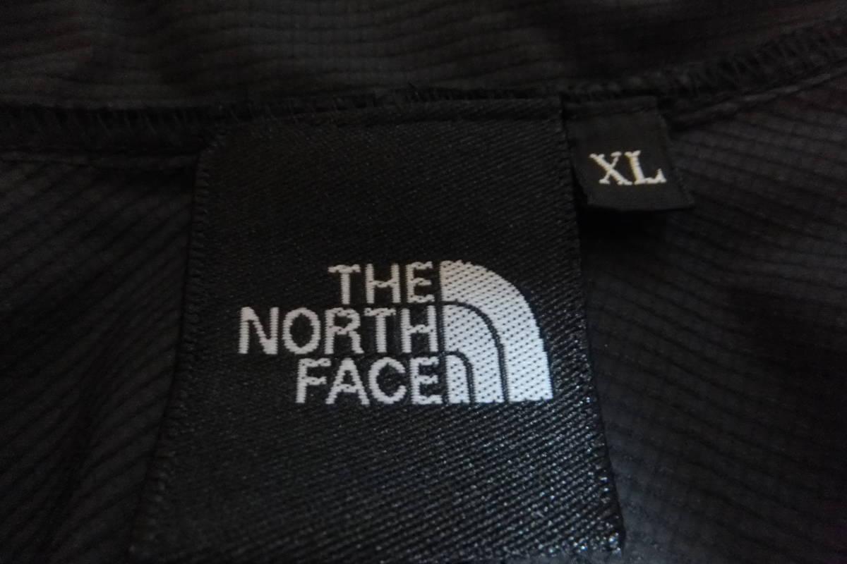 NP71520 ノースフェイス スワローテイルフーディー ブラック【XL】 極美品_画像4