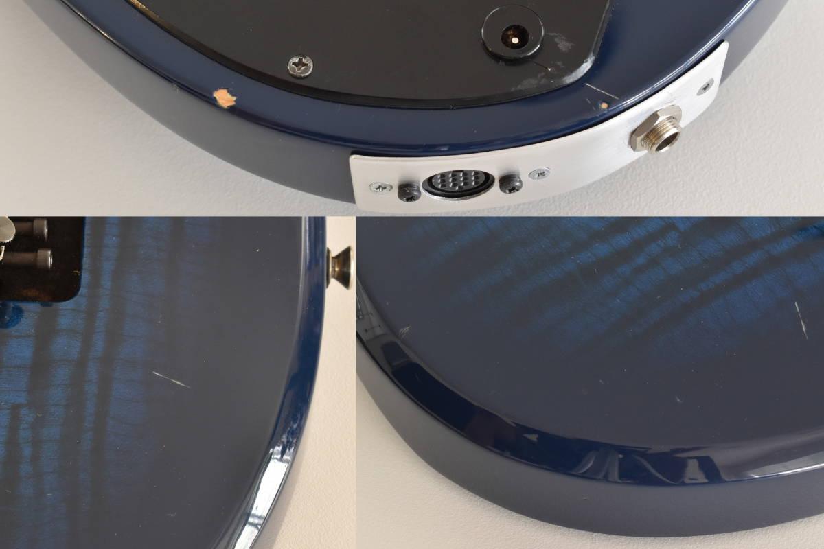 Roland GKピックアップ搭載 サスティナー GK-Ready フェルナンデス FGZ-550S gk-kit-gt3 ネック2本 スキャロップ加工_画像7