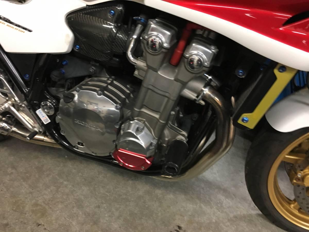CB1300スーパーボルドール 車検2年付き ETCエンジンガード ボルドール SC54_画像8