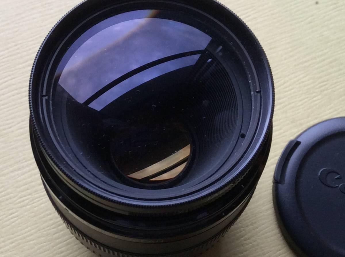 CANON キャノン レンズ COMPACT-MACRO LENS EF 50mm 1:2.5+ CANON 58mm CLOSE-UP LENS 240 ♪_画像4