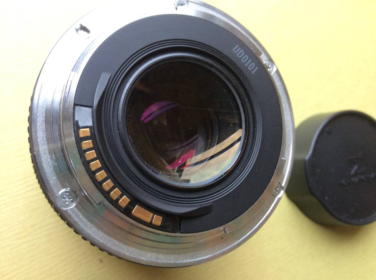 CANON キャノン レンズ COMPACT-MACRO LENS EF 50mm 1:2.5+ CANON 58mm CLOSE-UP LENS 240 ♪_画像6