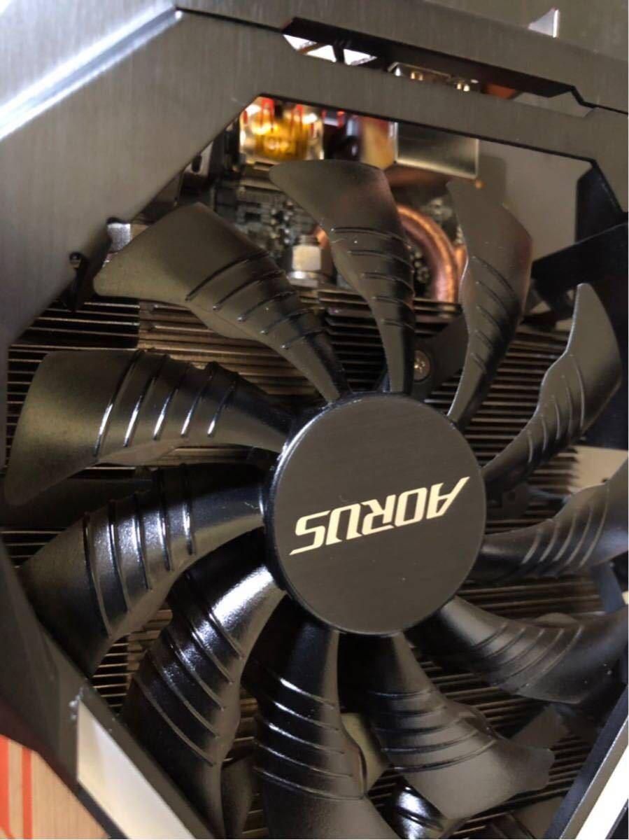 ジャンク GeForce GTX 1080ti GIGABYTE AORUS_画像5