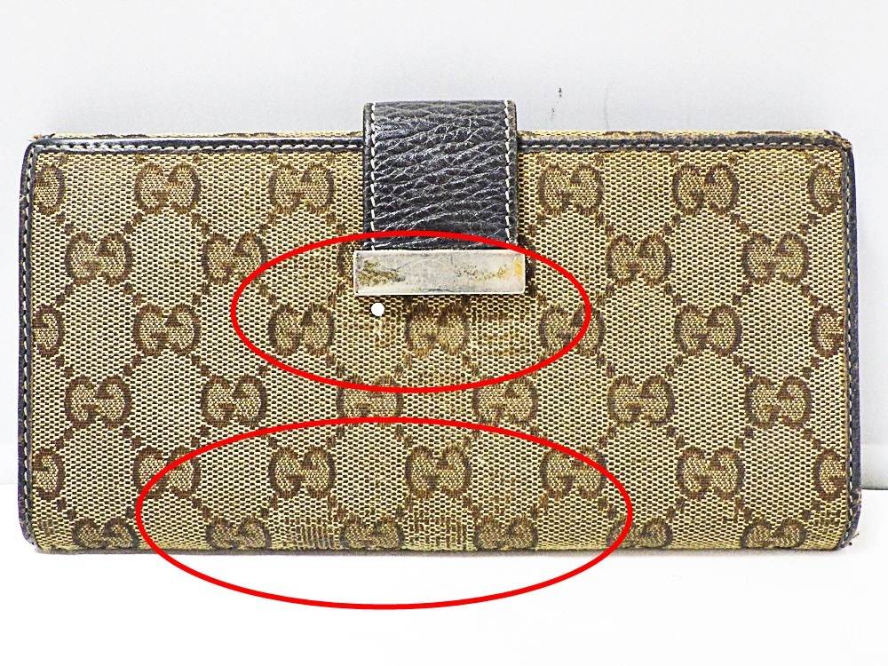outlet store 6b451 67a66 代購代標第一品牌- 樂淘letao - 19-2217 【中古】 GUCCI グッチ ...