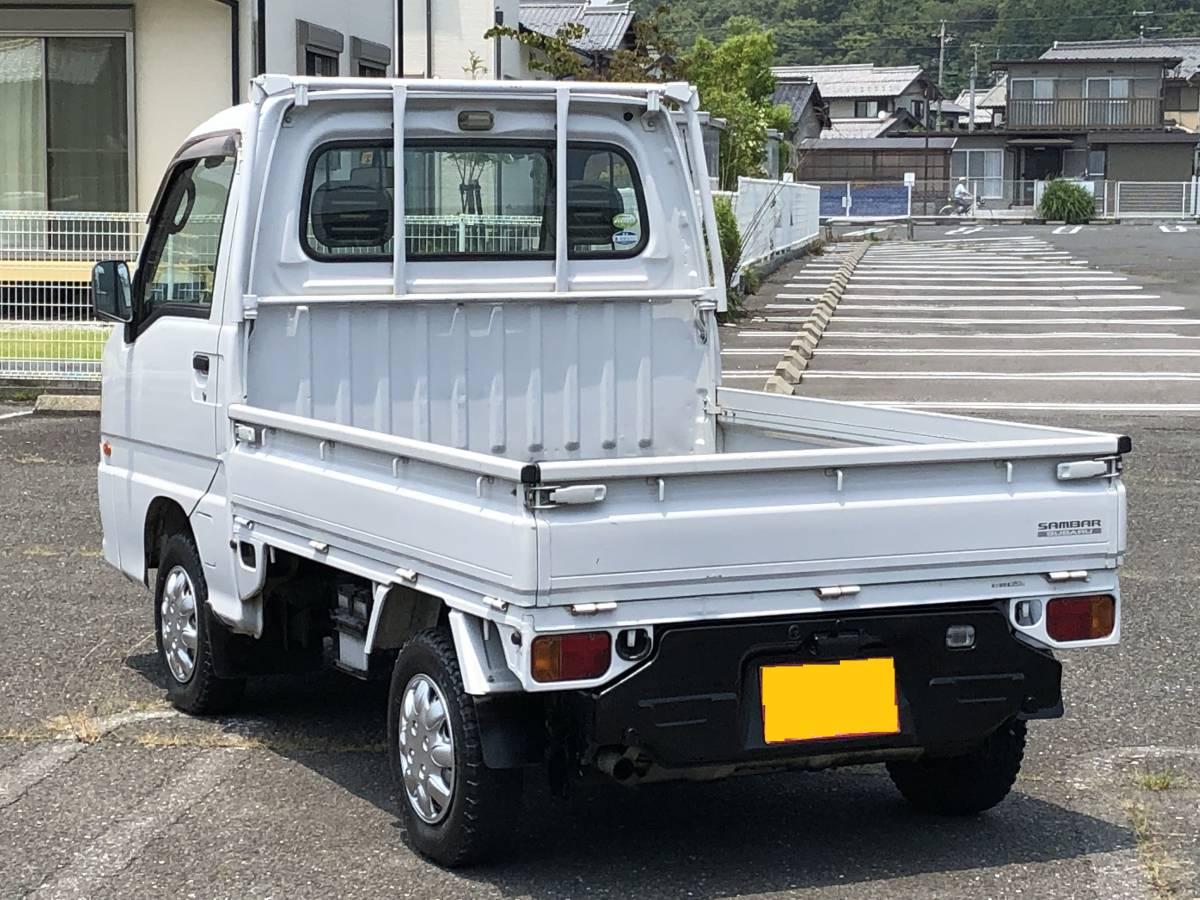 ☆検(令)3年7月!4WD+AT車☆AC付・パワステ☆サンバーTCプロ☆_画像2