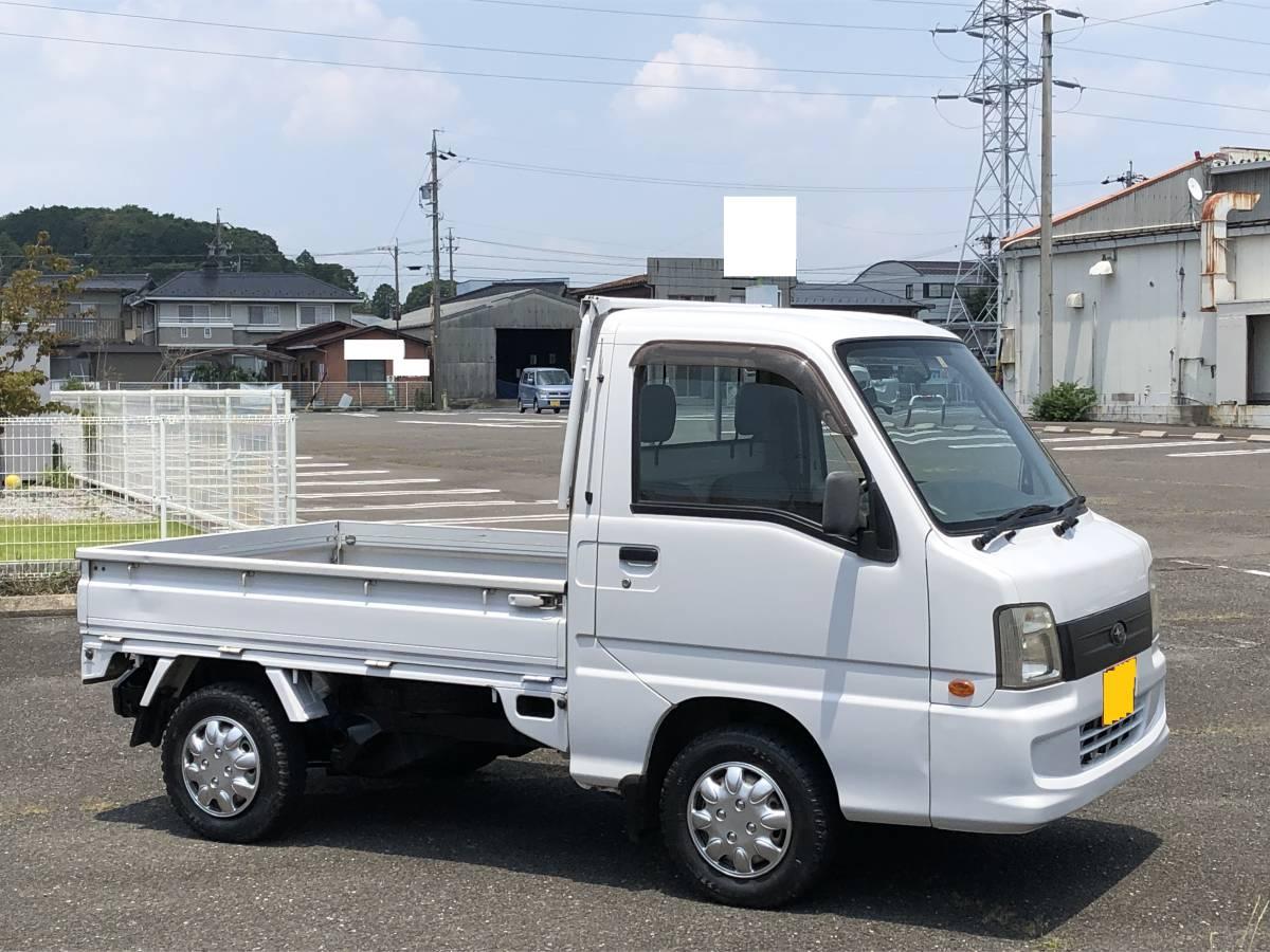 ☆検(令)3年7月!4WD+AT車☆AC付・パワステ☆サンバーTCプロ☆_画像8