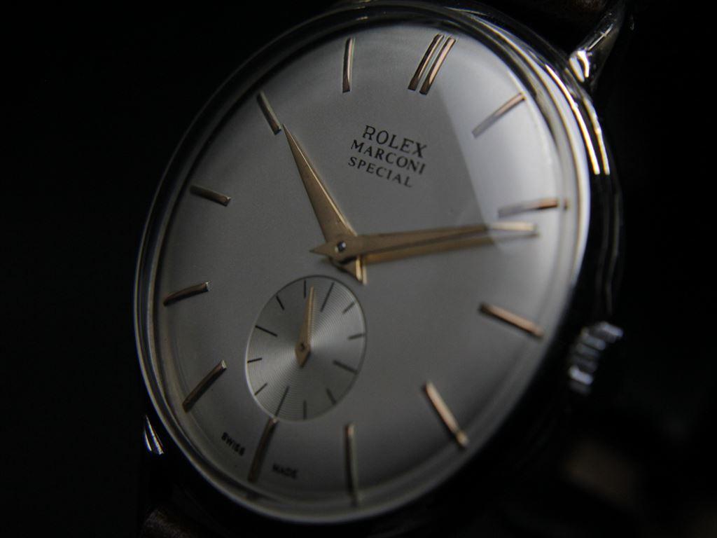c9dbda026a ☆ROLEX ロレックス 手巻き 腕時計 アンティーク ビンテージ レトロ シンプル_画像1