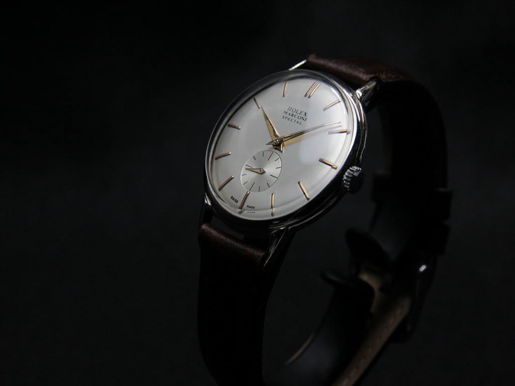 f2a3ab1900 ☆ROLEX ロレックス 手巻き 腕時計 アンティーク ビンテージ レトロ シンプル_画像2