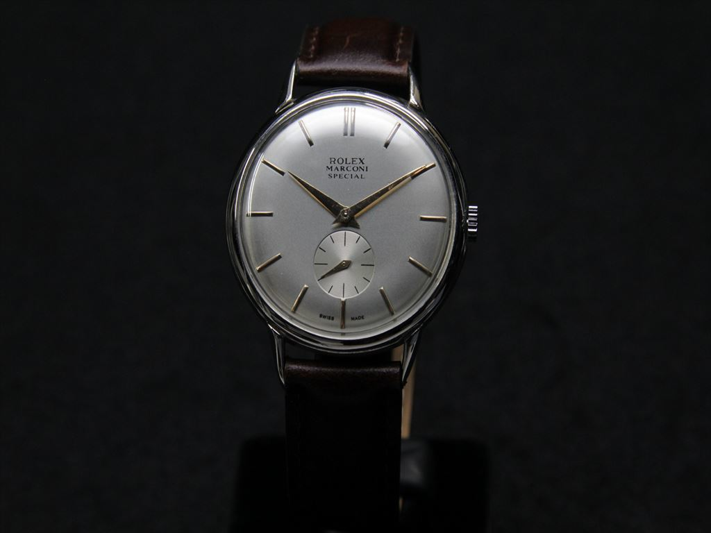fa038593f5 ☆ROLEX ロレックス 手巻き 腕時計 アンティーク ビンテージ レトロ シンプル_画像3