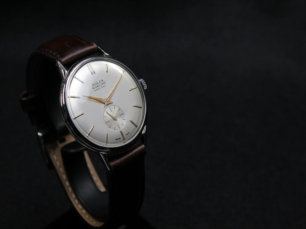 7355400153 ☆ROLEX ロレックス 手巻き 腕時計 アンティーク ビンテージ レトロ シンプル_画像4