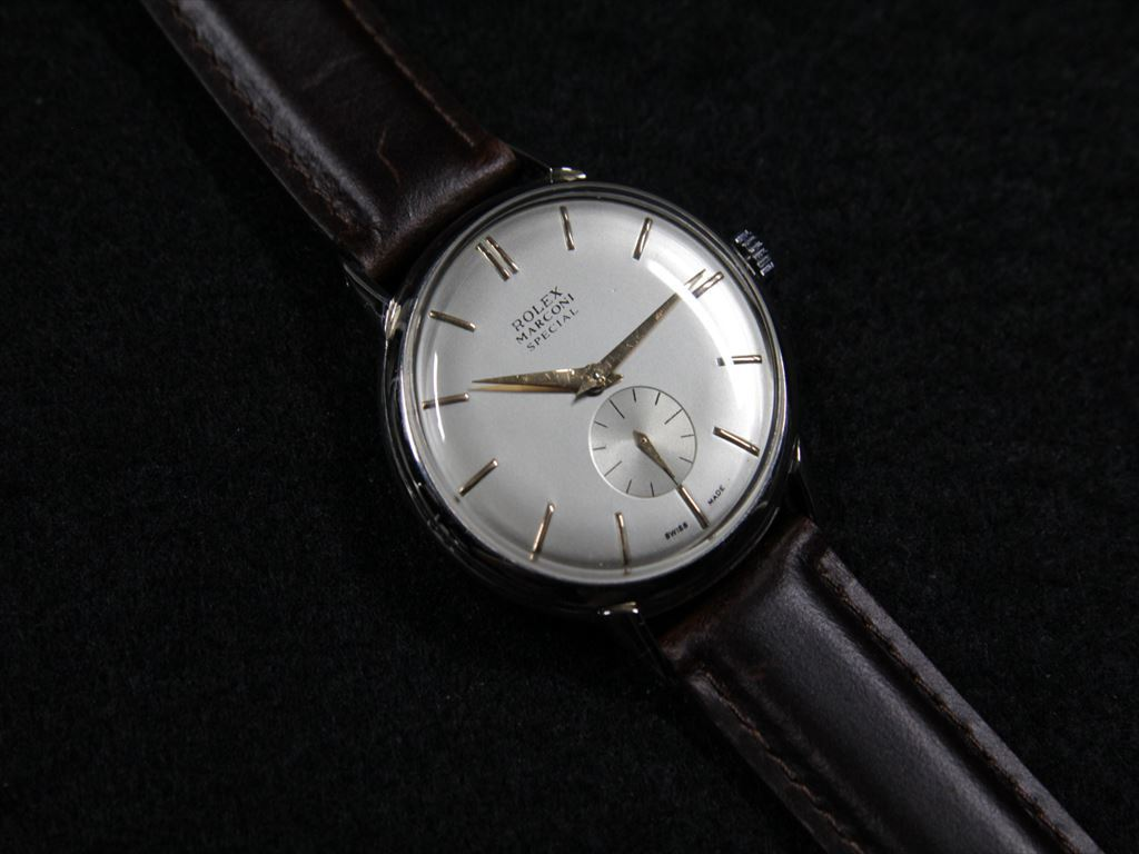 83c5512d98 ☆ROLEX ロレックス 手巻き 腕時計 アンティーク ビンテージ レトロ シンプル_画像6