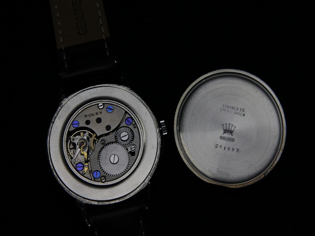 fe71ce831c ☆ROLEX ロレックス 手巻き 腕時計 アンティーク ビンテージ レトロ シンプル_画像10