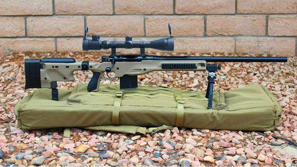 1円から 新品 ライフルスコープ 3-9×40E 光度11段階輝度調整可能 20mm レンズキャップ付き 20㎜マウントリング付き M14 VSR-10_画像3
