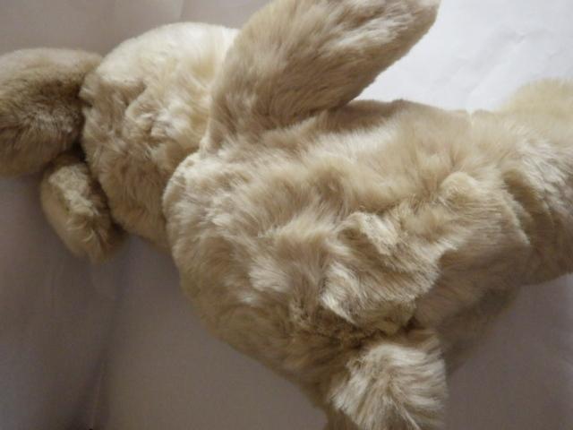 中古 ウサギと羊のお人形_画像4