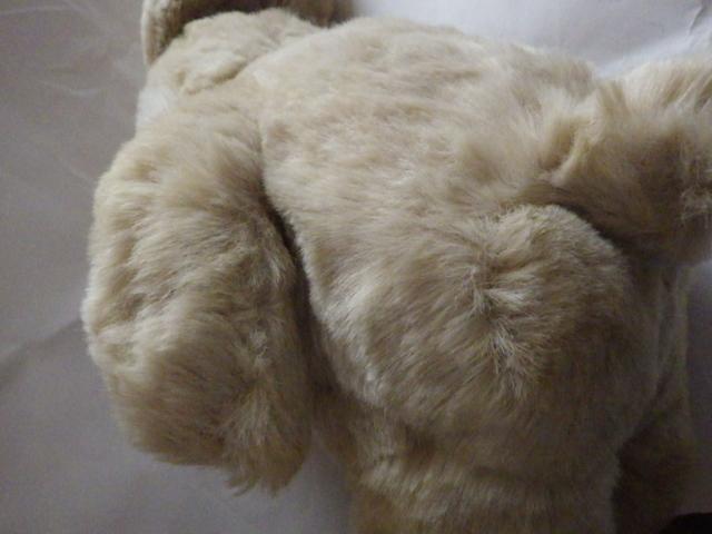 中古 ウサギと羊のお人形_画像6
