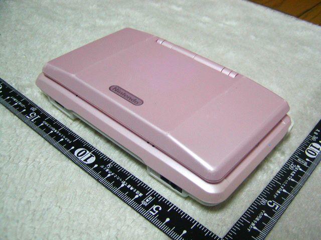 ★お得 希少 Nintendo NINTENDO DS ピンク ACアダプター 充電池付 当時物 ゲーム おもちゃ★_画像4
