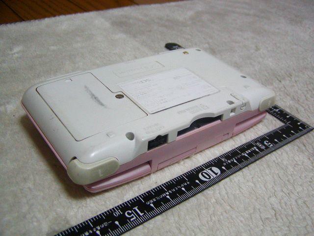 ★お得 希少 Nintendo NINTENDO DS ピンク ACアダプター 充電池付 当時物 ゲーム おもちゃ★_画像5
