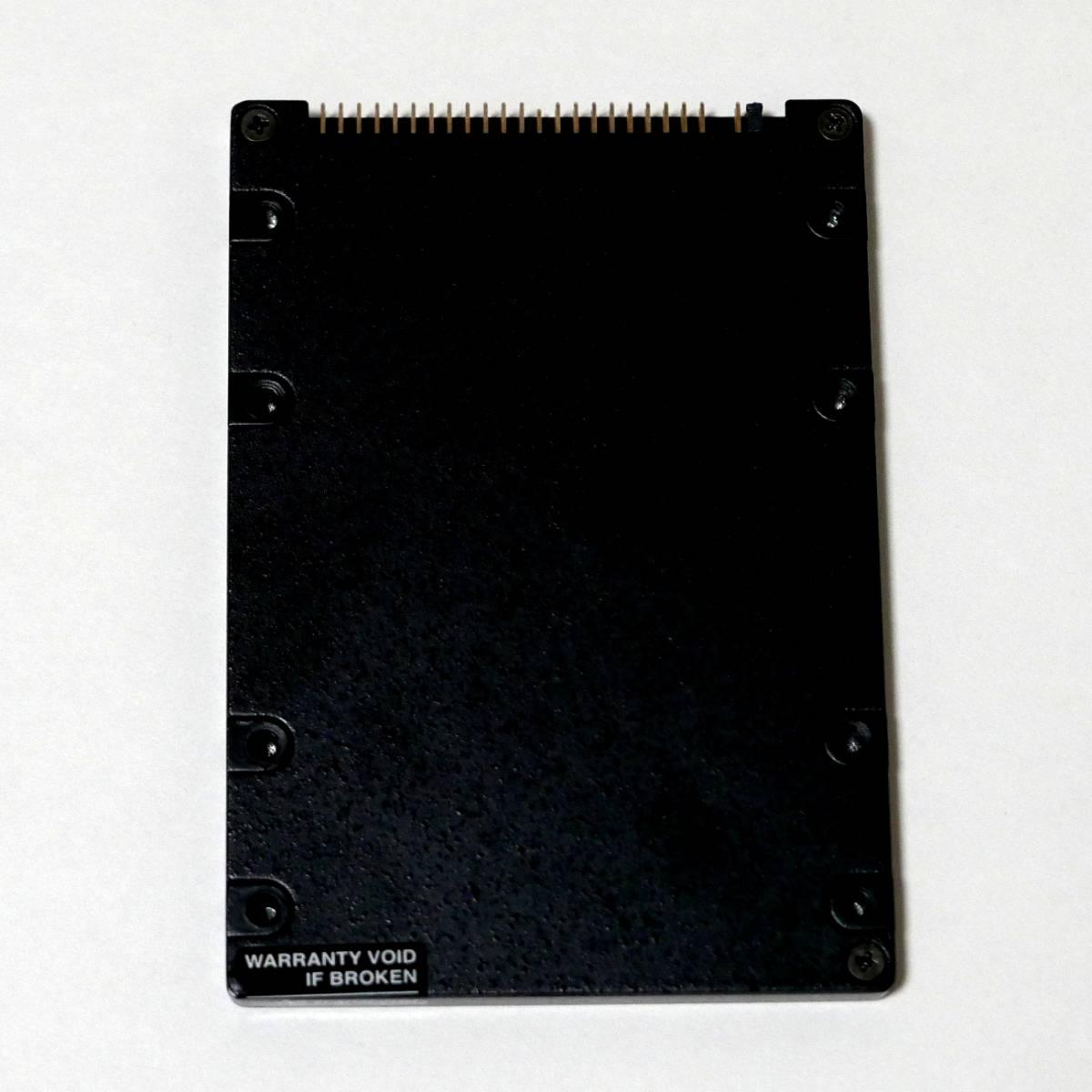 Transcend 2.5インチ IDE 32GB SSD 動作確認済_画像2