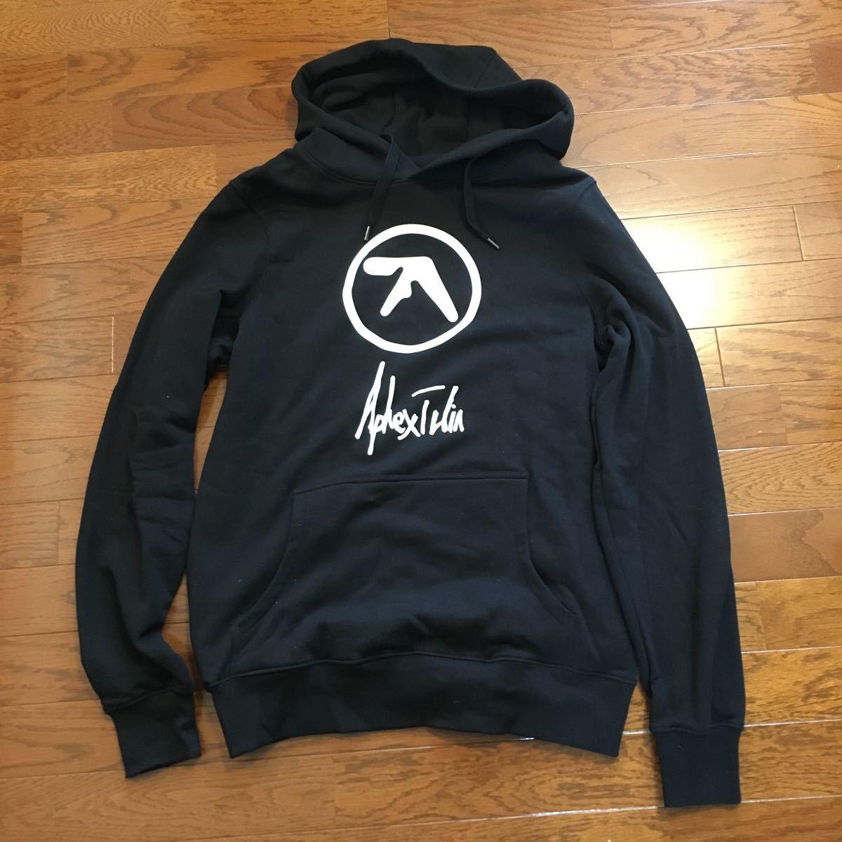 Aphex Twin エイフェックスツイン スウェットパーカー Mサイズ 公式グッズ 海外公式サイト購入