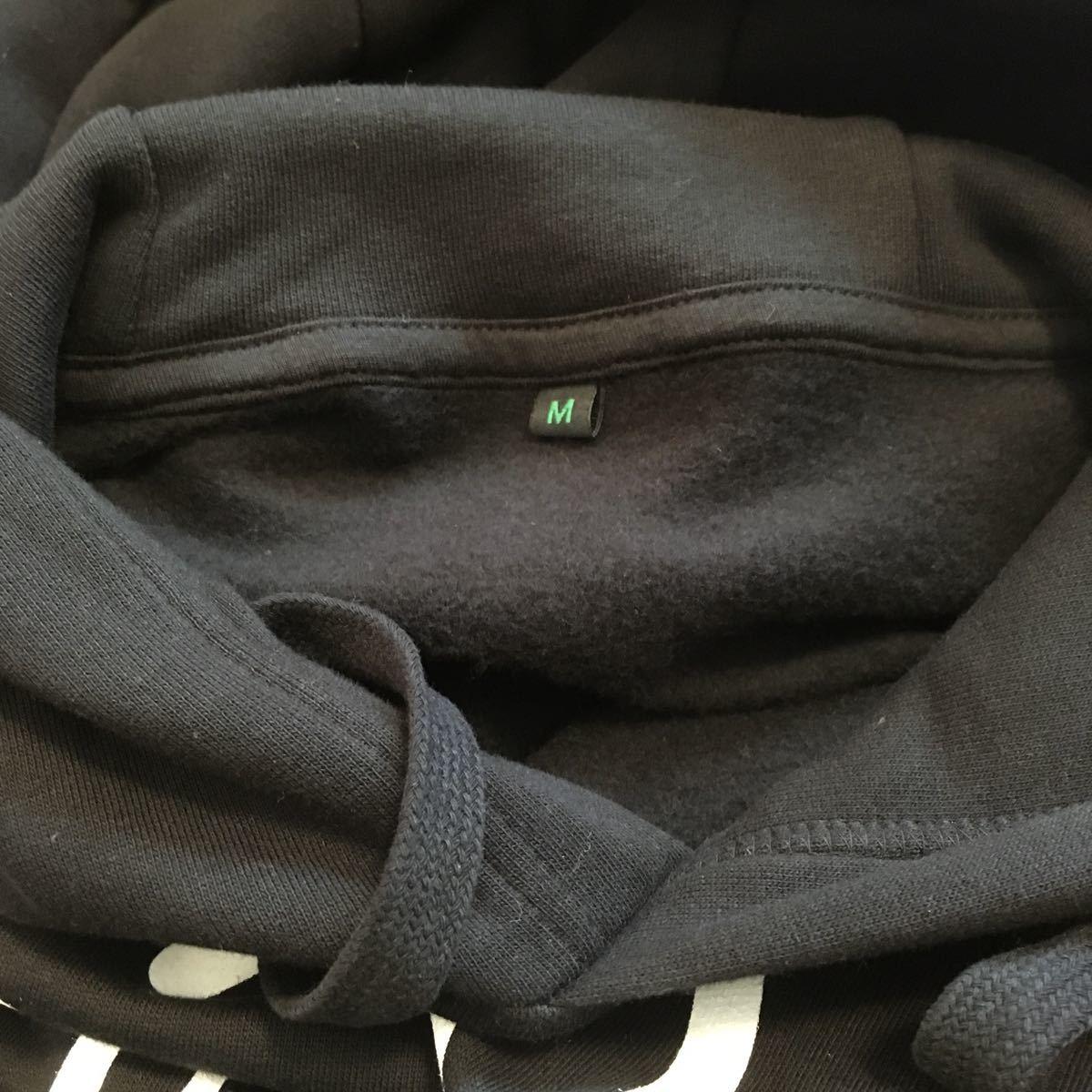 Aphex Twin エイフェックスツイン スウェットパーカー Mサイズ 公式グッズ 海外公式サイト購入_画像3