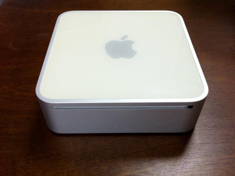Mac mini (Early 2009) Intel Core2Duo 2GHz/320GB