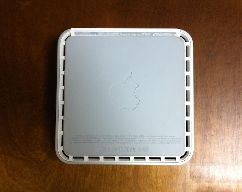 Mac mini (Early 2009) Intel Core2Duo 2GHz/320GB_画像3