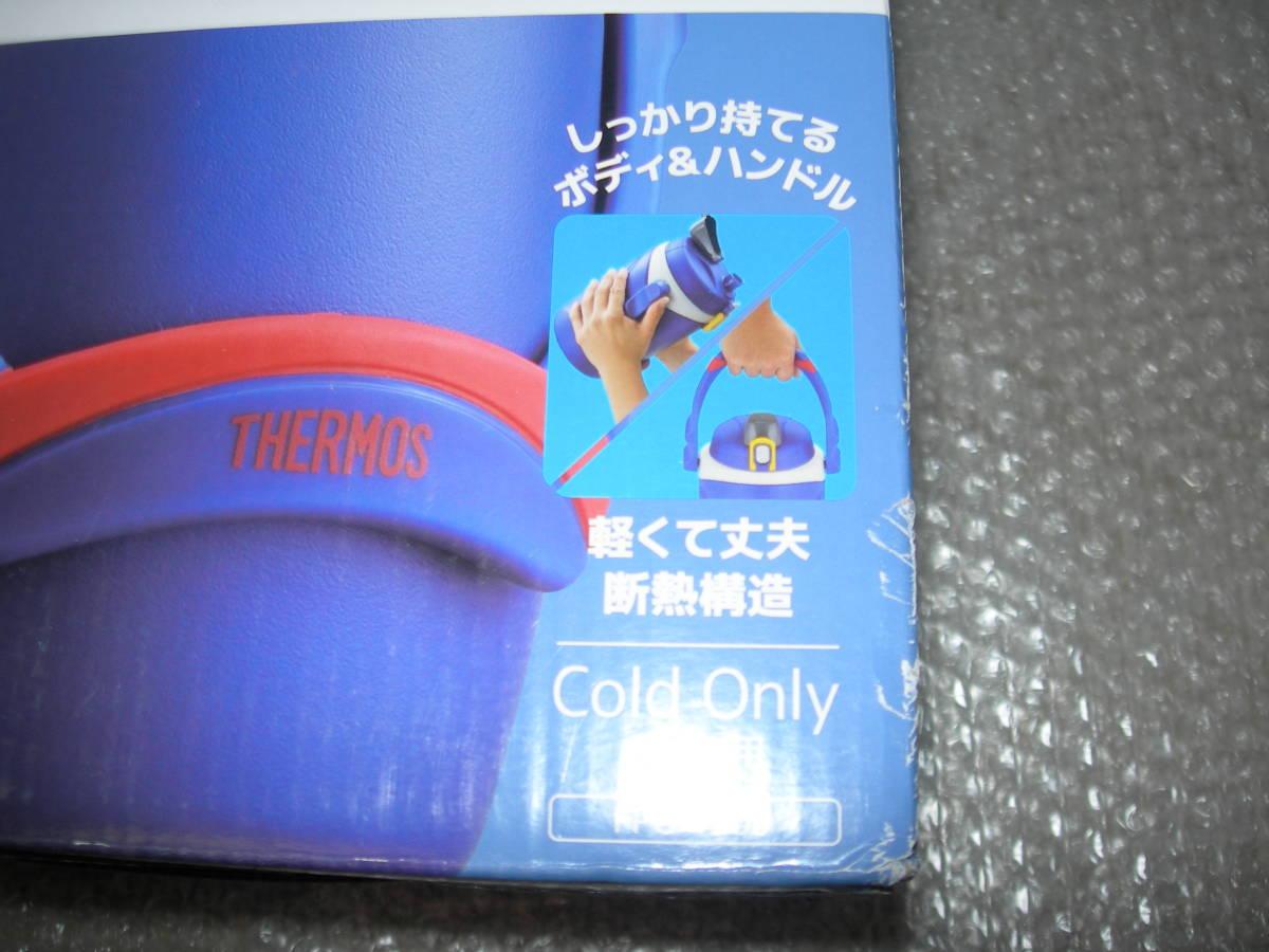 未使用:サーモス 断熱構造 スポーツジャグ FPG-1903 1.9L大容量 ダークブルー 保冷専用 定形外か60サイズ発送可能_画像2