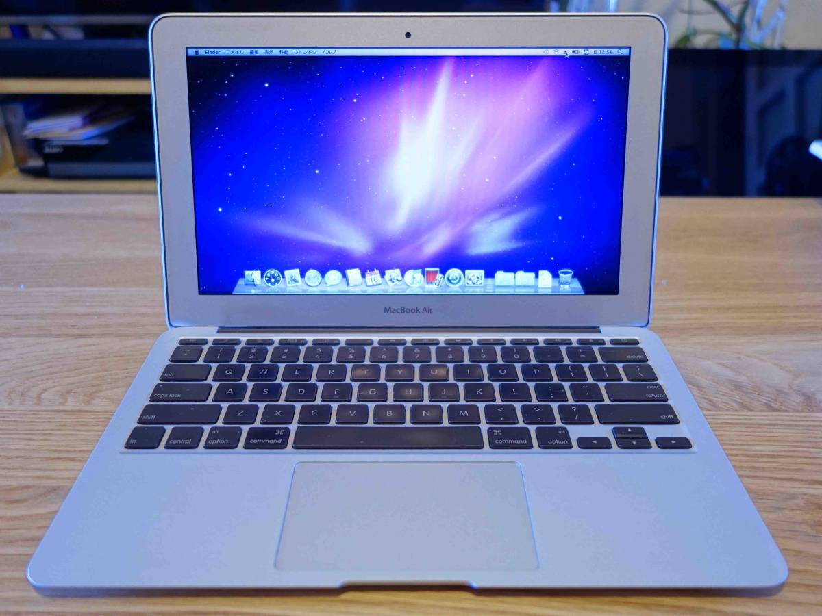 Apple MacBook Air A1370 Core 2 Duo 1.4/128G/4G/11.6インチ/