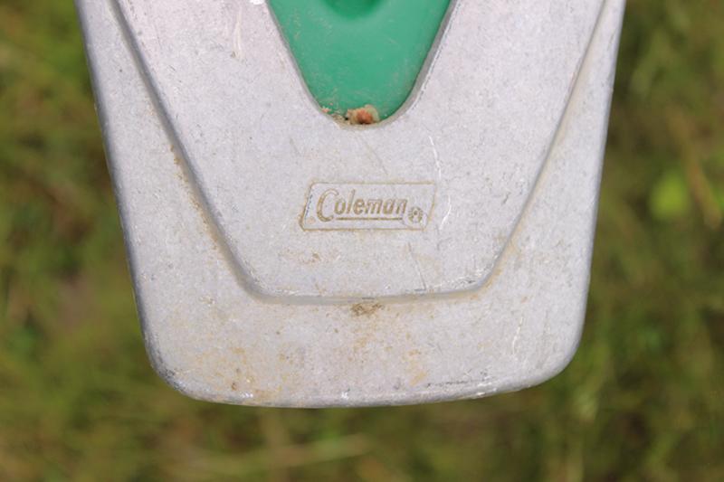 6UP771Gawx 北海道発 Coleman RAM-X 13 カナディアンカヌー コールマン アウトドア_画像3