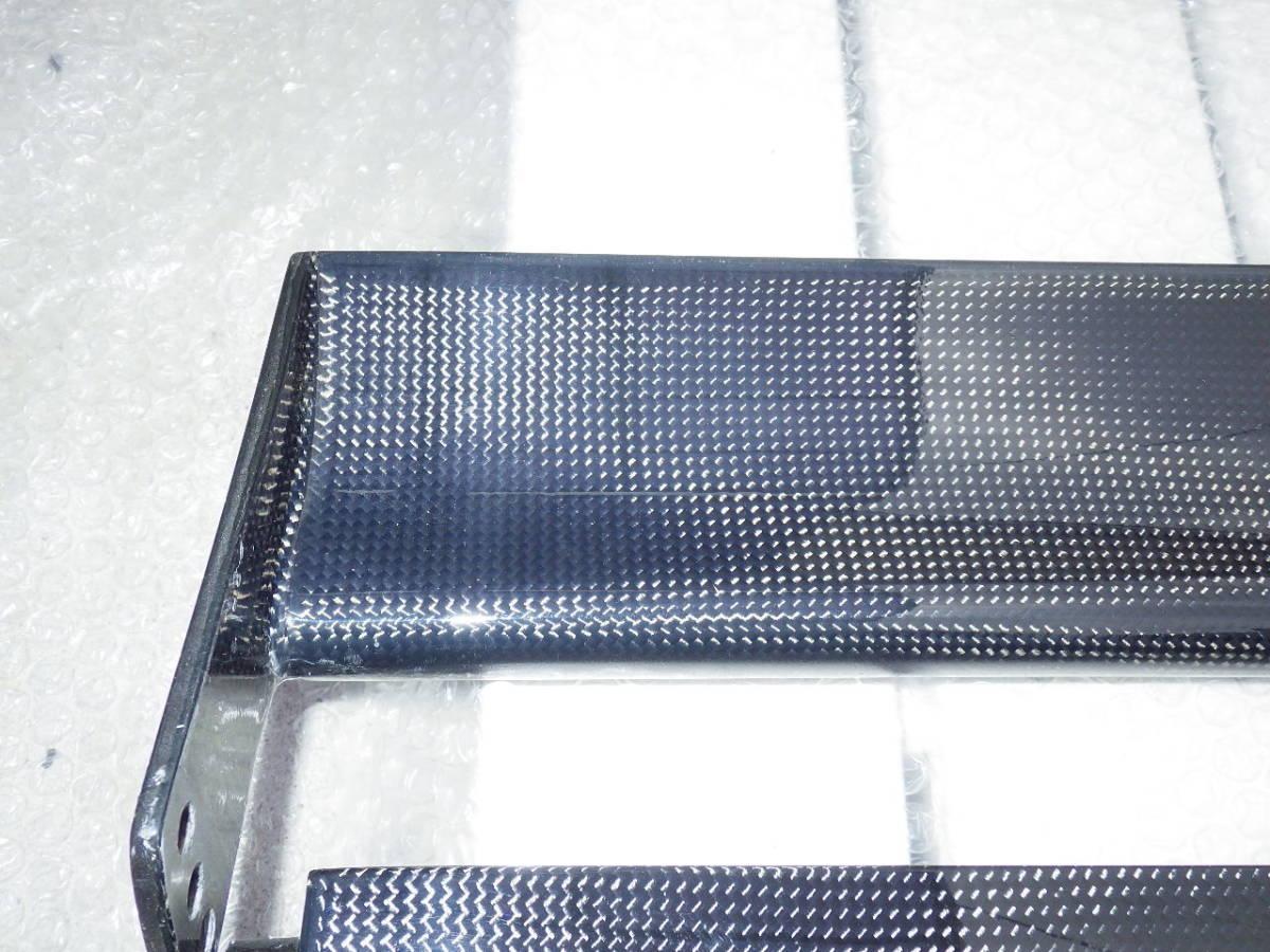 BCNR33 GT-R NISMO製 カーボンリアスポ 美品 _画像4