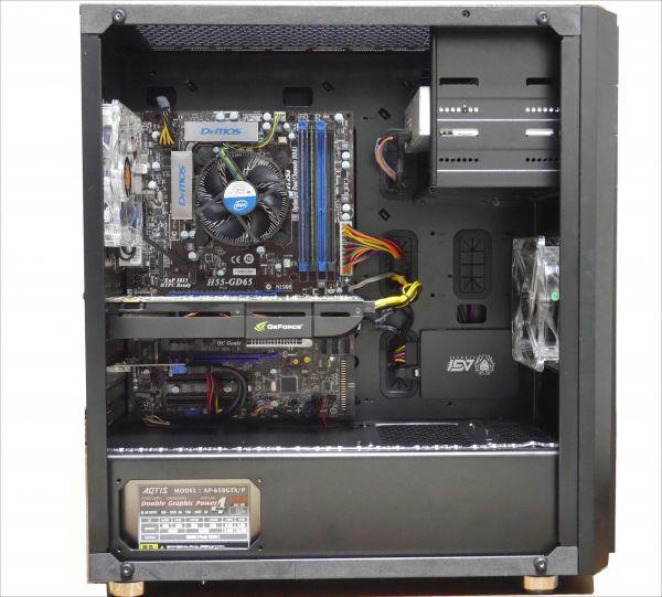 極上品 ハイスペックPC ゲーミング オフィス 普段使いに 新品ケース/新品SSD480GB/i7-860/HDD1.5TB/8GB/GTX560Ti/win10/Office2019_画像10