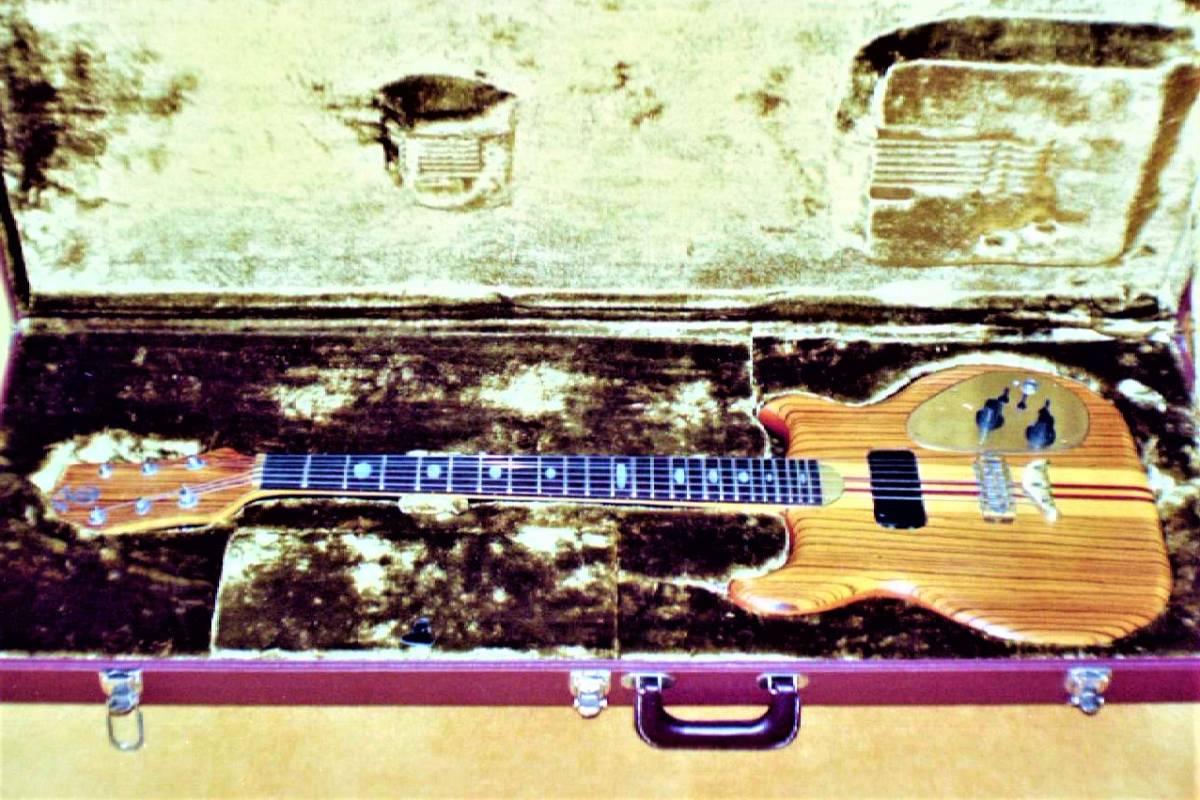 ☆ALRMBIC・アレンビック★DISTILLATE・ディスタレイトギター☆改造品★_画像10