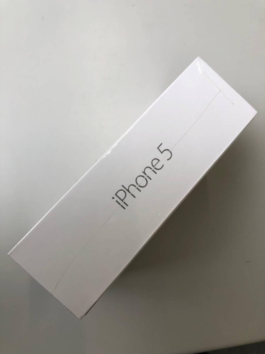 au iphone5 新品 未使用 未開封 16G_画像2