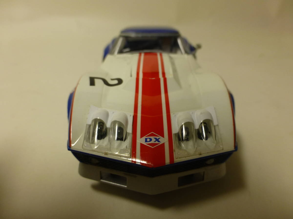 HORNBY コルベット Chevrolet Corvette L-88 1969 スロットカー ②_画像2