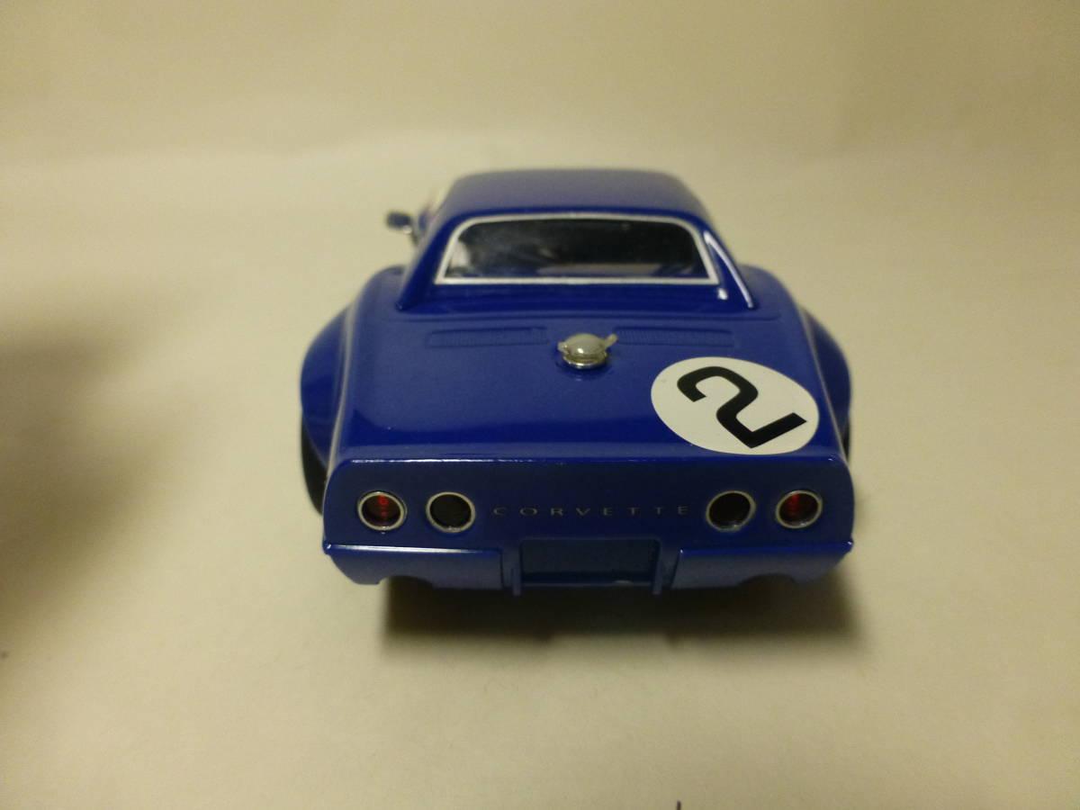 HORNBY コルベット Chevrolet Corvette L-88 1969 スロットカー ②_画像5