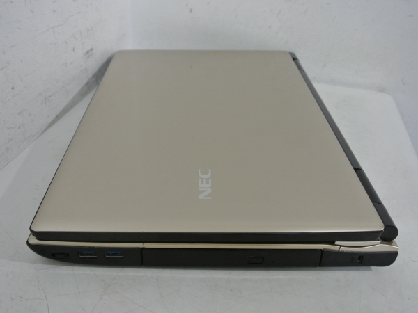 NEC LaVie L LL750/SSG PC-LL750SSG Core i7 4700MQ(Haswell) 2.4GHz 4コア/8GB/SSD500GB(新品)/BD/タッチ/Win10/Office/中古良品※65CA_画像4