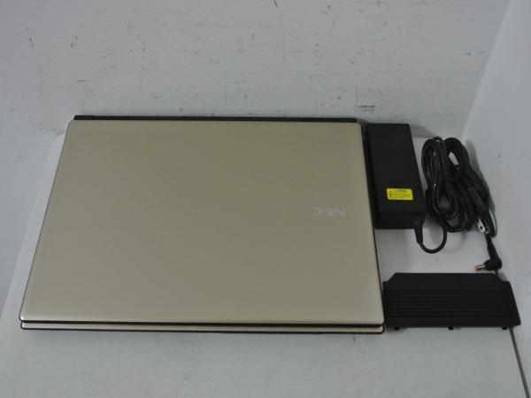 NEC LaVie L LL750/SSG PC-LL750SSG Core i7 4700MQ(Haswell) 2.4GHz 4コア/8GB/SSD500GB(新品)/BD/タッチ/Win10/Office/中古良品※65CA_画像6