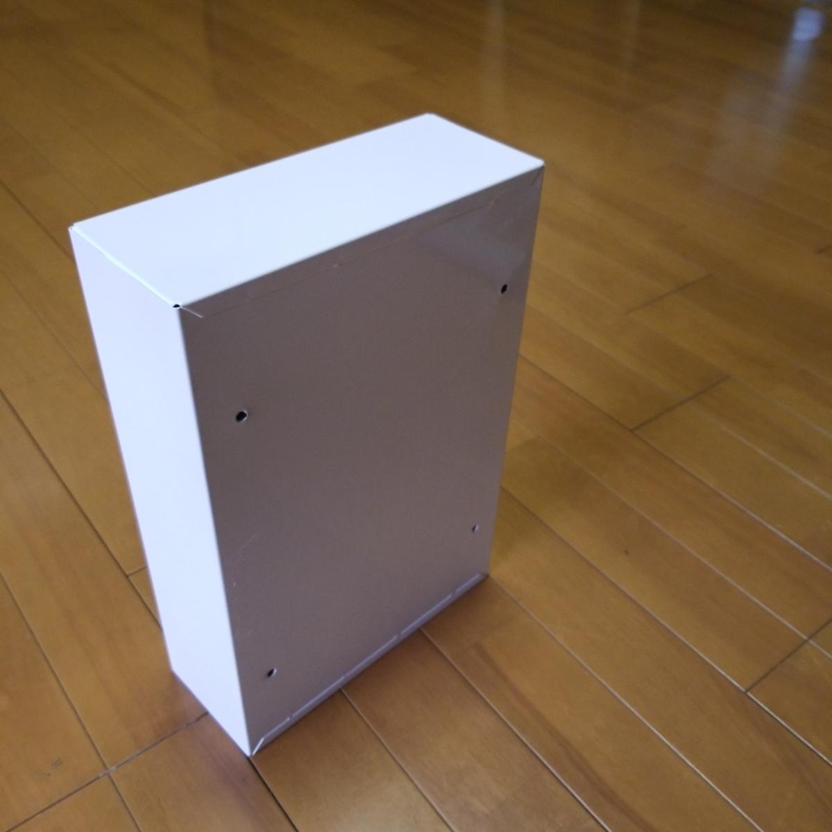 Jssmst メールboxポスト 郵便受け ダイヤル式 暗証番号 金属製 Mail-06 ホワイト_画像3