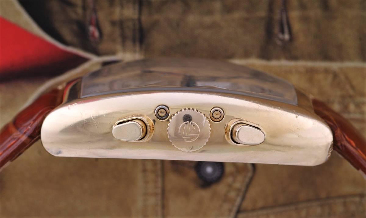 中古美品 フランク・ミュラー Franck Muller マスターカレンダー クロノグラフ 6850CC MC MAGNUM 手巻き メンズ ピンクゴールドケース _画像5