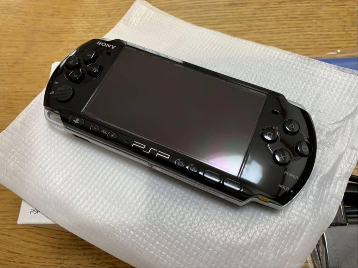 【新品同様】PSP3000☆ピアノブラック☆_画像3