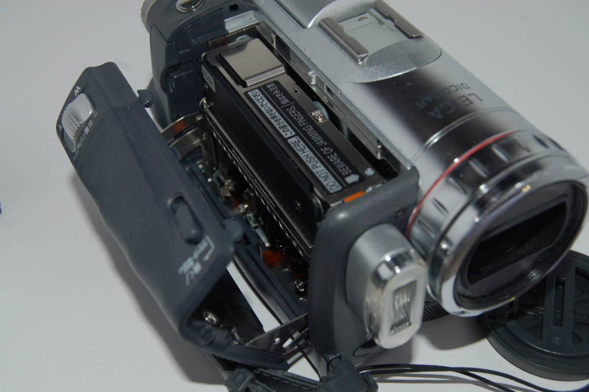 パナソニック NV-GS2000 動作未確認 故障前提ジャンク_画像6