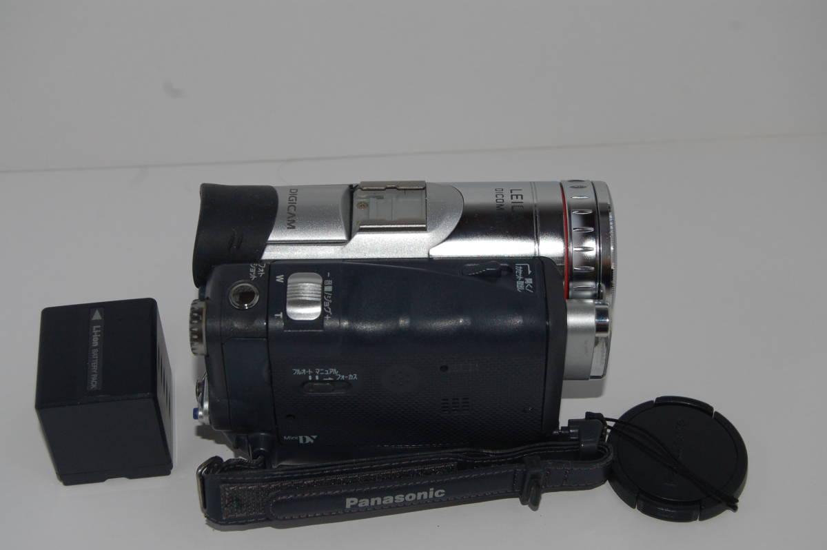 パナソニック NV-GS2000 動作未確認 故障前提ジャンク_画像7