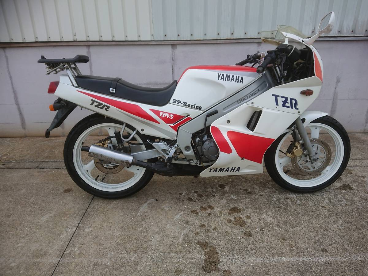 「TZR125 3TY 2スト 旧車 希少」の画像2