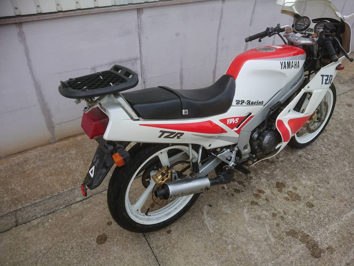 「TZR125 3TY 2スト 旧車 希少」の画像3