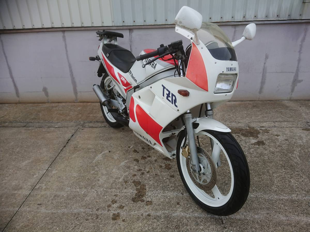 「TZR125 3TY 2スト 旧車 希少」の画像1
