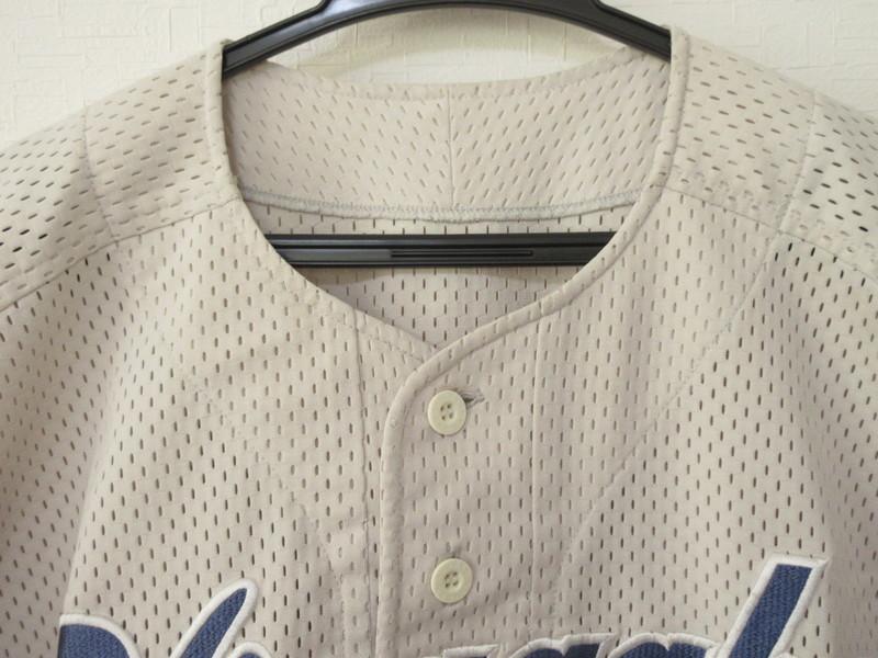 高校野球 平塚学園高校 野球部 ユニフォーム シャツ XOサイズ 中古品_画像2