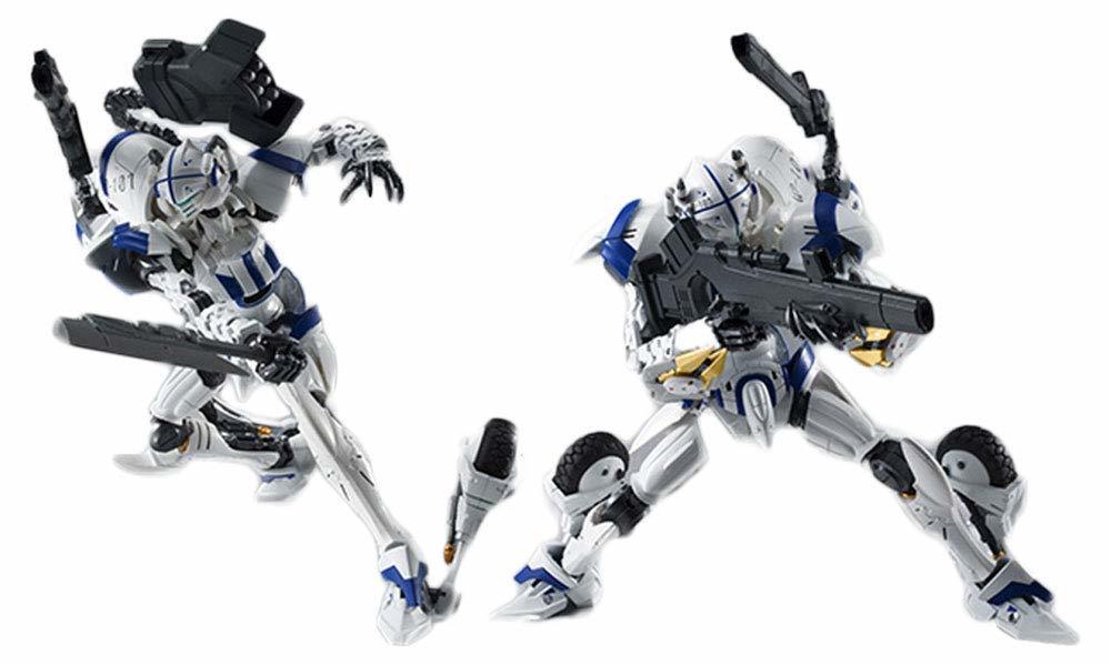 ROBOT魂 -ロボット魂-〈SIDE KMF〉 アレクサンダType-02(リョウ機&ユキヤ機)